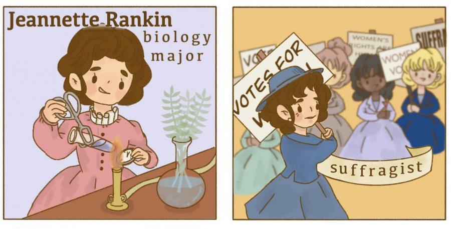 Jeannette+Rankin