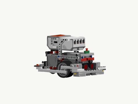 TKO Takes on Legos