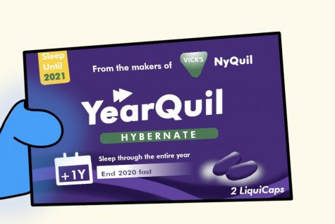 Yearquil: A Comic