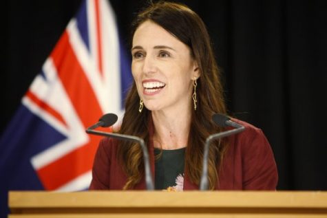 Jacinda Ardern wins re-election in a landslide.