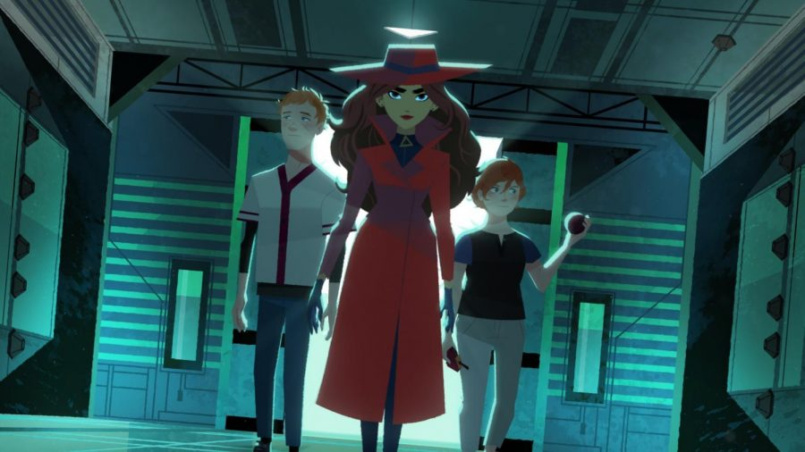 Carmen Sandiego: Robber and Role Model
