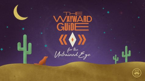 "A Mix of Horror & Comedy: ""Wayward Guide for the Untrained Eye"""