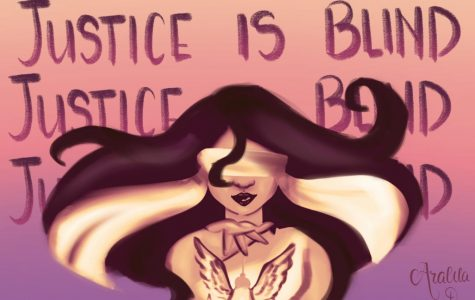 Unseen Power, Blind Justice