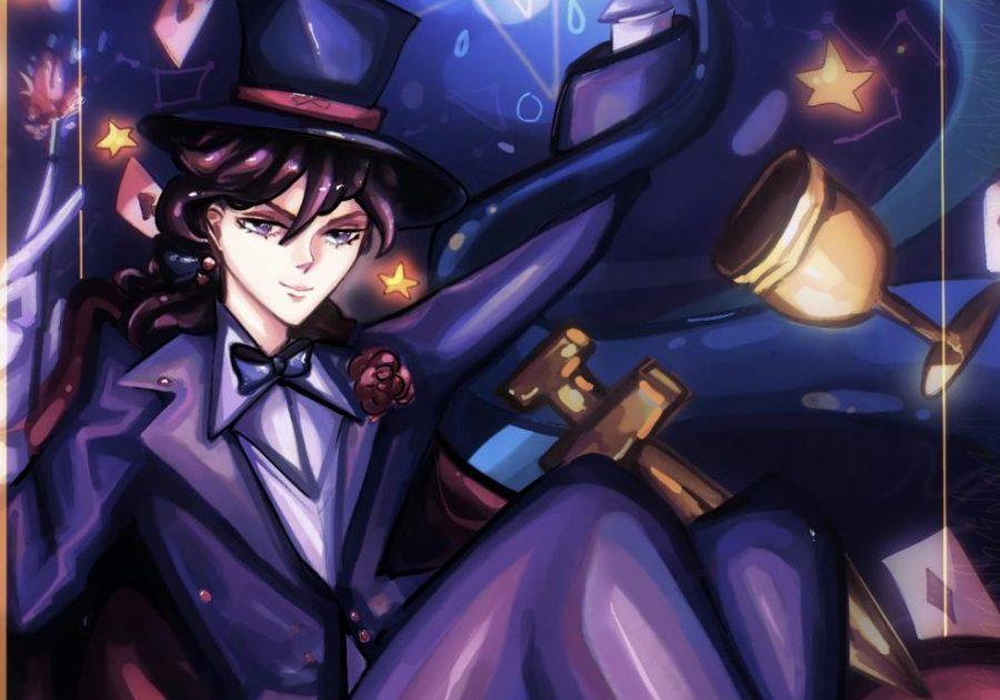 Tarot: The Magician