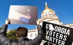 GA Voter Law v. Corporations