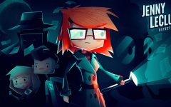 Jenny LeClue: Directionless Detective Work